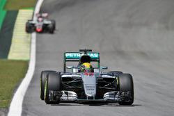 Lewis Hamilton Mercedes AMG F1 W07 Hybrid