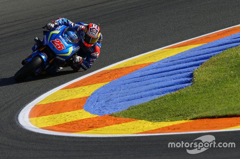 5. Maverick Vinales, Team Suzuki Ecstar MotoGP