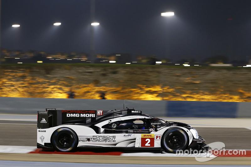 6. LMP1: #2 Porsche Team, Porsche 919 Hybrid: Romain Dumas, Neel Jani, Marc Lieb