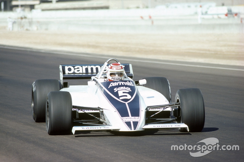 1981: Nelson Piquet (Brabham)