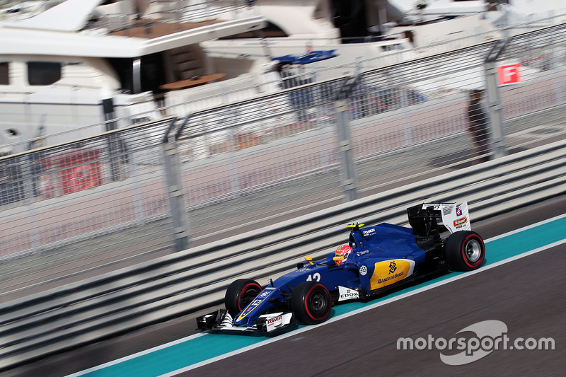 19. Felipe Nasr, Sauber F1 Team C35