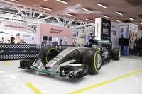 Automotive Fotos - El Mercedes W07 Hybrid de Nico Rosberg, Mercedes AMG F1