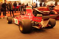 Automotive Photos - Vintage Formula-1-Ferrari