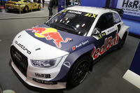 Automotive Photos - Audi S1 Rallycross-WM