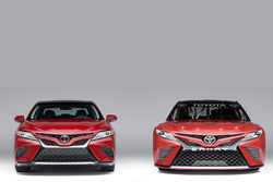 Toyota Camry 2017 da NASCAR