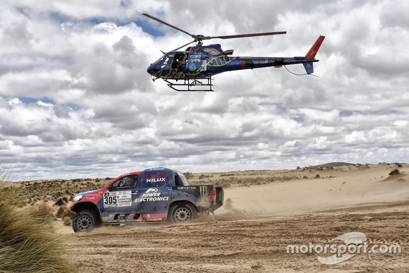 #305 Overdrive Racing Toyota: Нані Рома, Алекс Аро