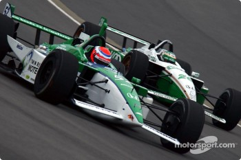 Shinji Nakano and Paul Tracy