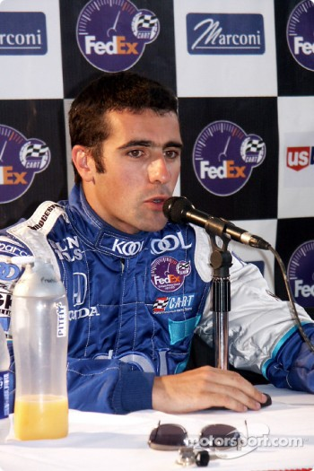 Press conference: Dario Franchitti