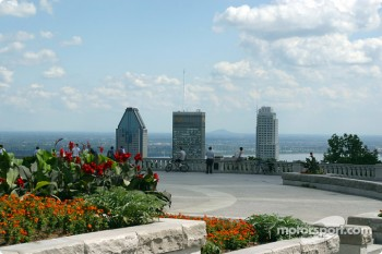 Belvedere on Mont-Royal