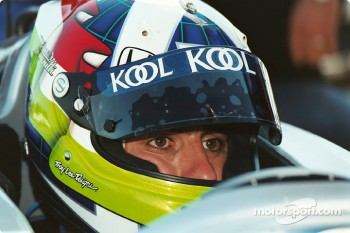 The Franchitti stare