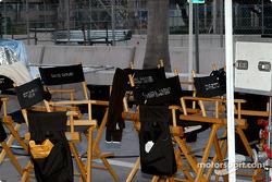 TV set for the CBS crime-solving drama CSI: Miami