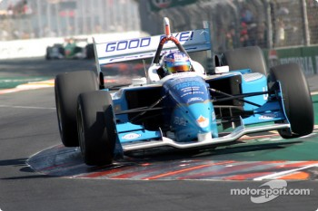 Paul Tracy airborne