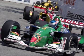 Pace lap: Ryan Hunter-Reay