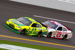 Paul Menard, Richard Childress Racing Chevrolet, Kevin Harvick, Richard Childress Racing Chevrolet