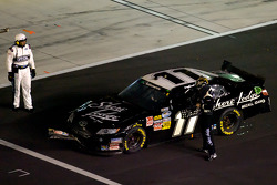 Brian Scott, Joe Gibbs Racing Toyota crashes