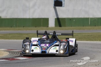 #91 Hope Racing FLM Oreca-09: Luca Moro, Zhang Shanqi, Tor Graves