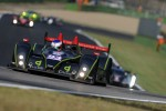 #93 Genoa Racing FLM Oreca-09: Jens Petersen, Elton Julian, Christian Zugel