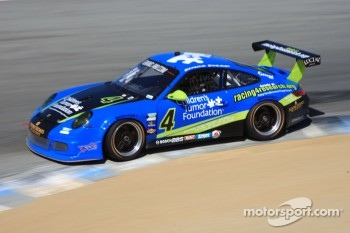 #4 Kevin Buckler, Daniel Graeff Children's Tumor Foundation, Racing4Research Porsche GT3 TRG