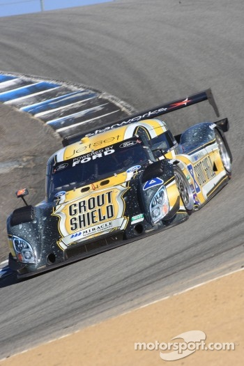 #8 STARWORKS MOTORSPORTS FORD RILEY: RYAN DALZIEL, MIKE FOREST