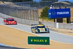 #8 Ryan Dalziel, Mike Forest: Grout Shield Porsche Riley, Starworks Motorsport