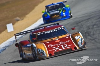 #60 Ozz Negri, John Pew: Crown Royal XR Ford-Riley, Michael Shank Racing
