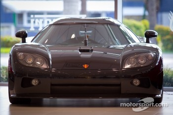Koenigsegg CCXR