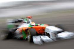Adrian Sutil, Force India F1 Team, VJM-04