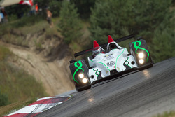 Anthony Nicolosi and Jarrett Boon, Oreca FLM09