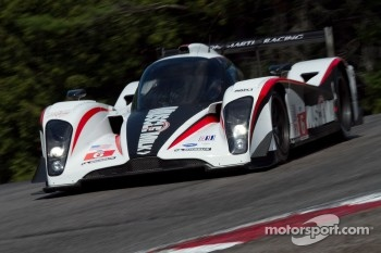 Klaus Graf and Lucas Luhr, AMR/Lola Coupe B08 62