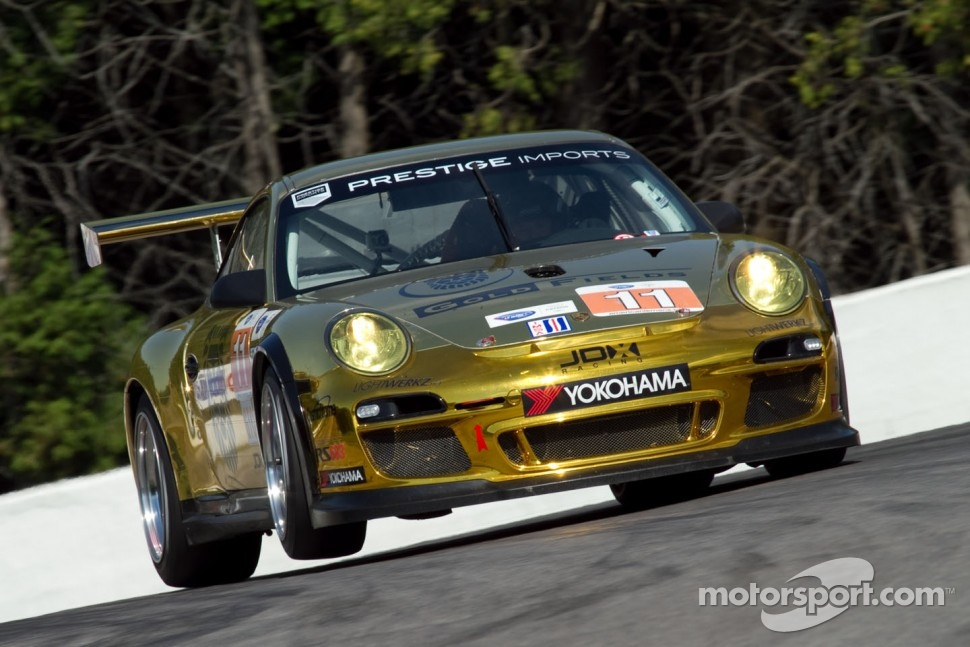 Nick Ham and Chris Cumming, Porsche 911 GT3 Cup