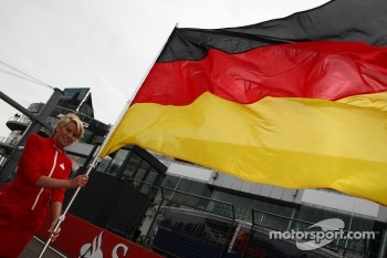 Ecclestone is in talks with Nurburgring