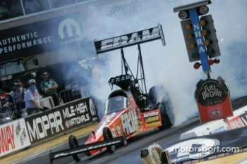 Spencer Massey, Prestone/FRAM Dragster
