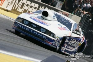 Larry Morgan, Lucas Oil Ford Mustang