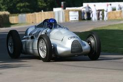 Hans-Joachim Stuck, Auto Union Type D