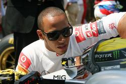 Lewis Hamilton, Nico Rosberg
