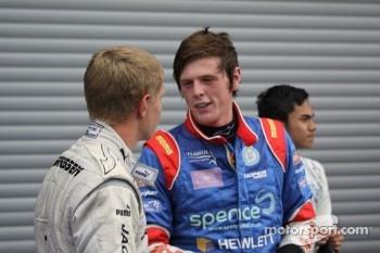Kevin Magnussen, William Buller