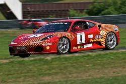 #4 Ferrari of Silicon Valley Ferrari F430 Challenge: Chris Ruud