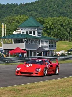 #40 Ferrari F40LM: Martin Schein