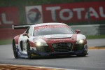 United Autosports Audi R8 LMS: Zak Brown, Richard Dean, Johnny Herbert, Stefan Johansson