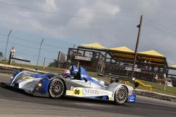 Core Autosport Oreca FLM09: Gunnar Jeannette, Ricardo Gonzalez
