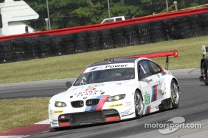 BMW Team RLL BMW M3 GT: Bill Auberlen, Dirk Werner