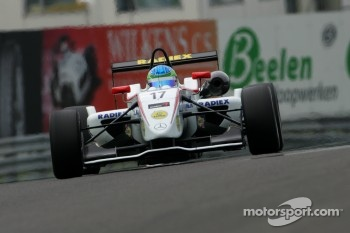 Lucas Foresti, Mucke Motorsport, Dallara Mercedes