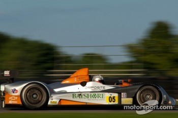 #05 CORE Autosport Oreca FLM09: Jon Bennett, Frankie Montecalvo