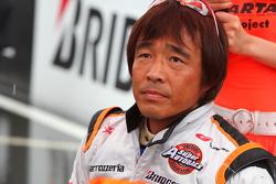 #43 ARTA Garaiya: Shinichi Takagi, Kosuke Matsuura