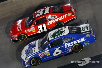 Ricky Stenhouse Jr. and Justin Allgaier