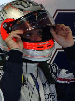 Rubens Barrichello, AT&T Williams