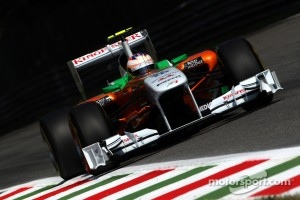 Paul di Resta missed Q3 by 0.006s