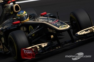 Good performance by Bruno Senna