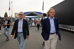 Piero Lardi Ferrari Ferrari Vice-President, Luca di Montezemolo, Scuderia Ferrari, FIAT Chairman and President of Ferrari