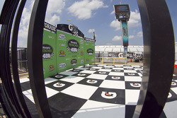 Gatorade victory lane